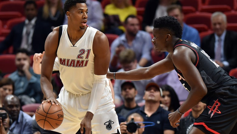 Miami Heat: Push made to draft Clint Capela over Shabazz Napier in 2014