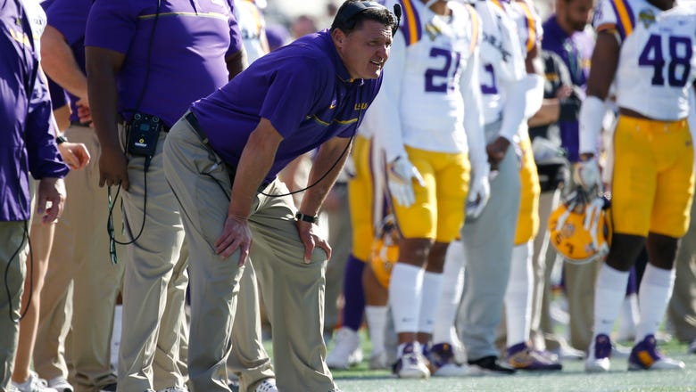 LSU Football: Tigers preparing for first full year under Ed Orgeron