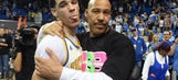 2017 NBA Draft: Will LaVar Ball turn his son into Big Faller brand?