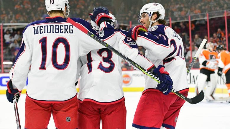 Columbus Blue Jackets Hockey – Blue Jackets News, Schedule, Scores ...