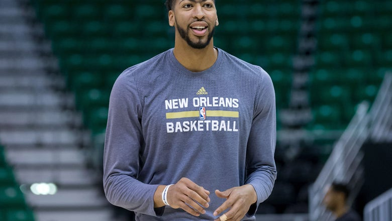 New Orleans Pelicans: Anthony Davis edges out Rudy Gobert for All-NBA First Team honors