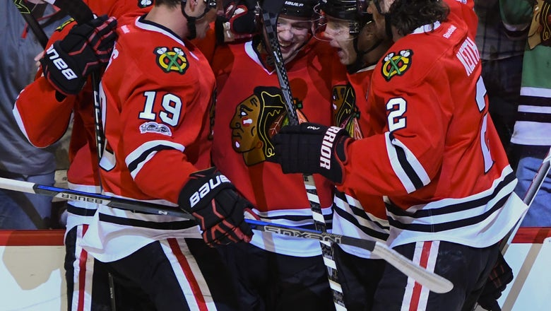 NHL Expansion Draft: Chicago Blackhawks Protection Strategy