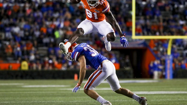 Florida Football: Antonio Callaway's arrest is part of a troubling trend