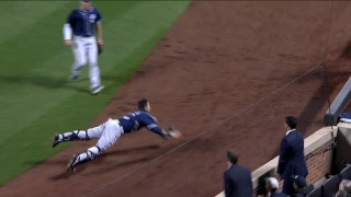 Austin Hedges walks us through his epic diving catch