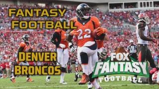 2017 Fantasy Football - Top 3 Denver Broncos