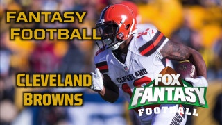 2017 Fantasy Football - Top 3 Cleveland Browns