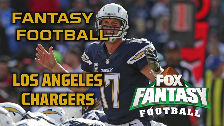 2017 Fantasy Football - Top 3 Los Angeles Chargers