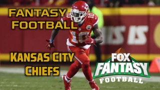 2017 Fantasy Football - Top 3 Kansas City Chiefs