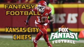 2017 Fantasy Football - Top 3 Kansas City Chiefs