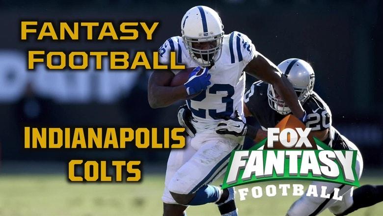 2017 Fantasy Football - Top 3 Indianapolis Colts