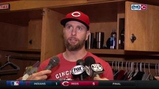 Feldman jokes when asked about early inning strikeouts