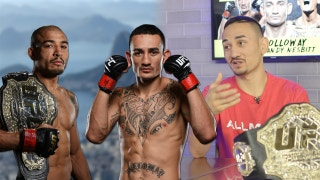 Max Holloway can't wait to dethrone Jose Also