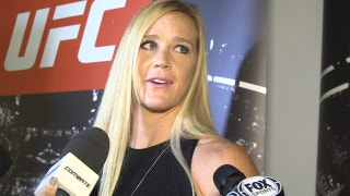 Holly Holm talks about her upcoming fight in Singapore