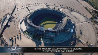 Is the Mission Valley site dividing the citizens of San Diego?