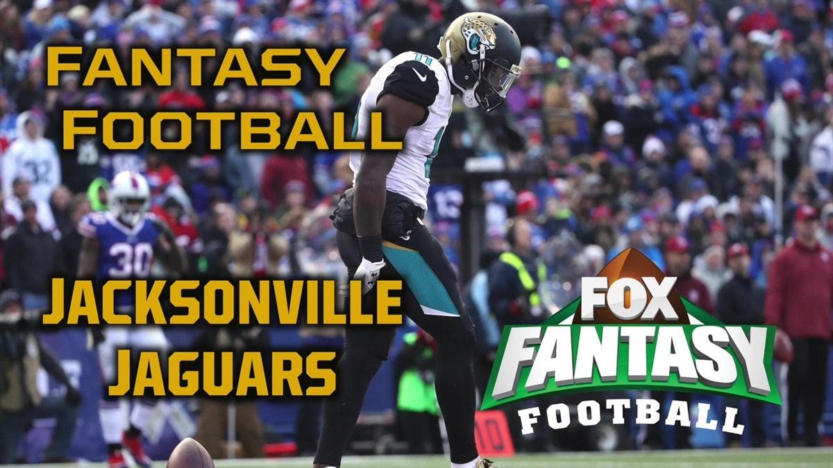 2017 Fantasy Football - Top 3 Jacksonville Jaguars