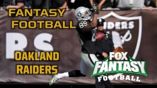 2017 Fantasy Football - Top 3 Oakland Raiders