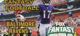 2017 Fantasy Football – Top 3 Baltimore Ravens