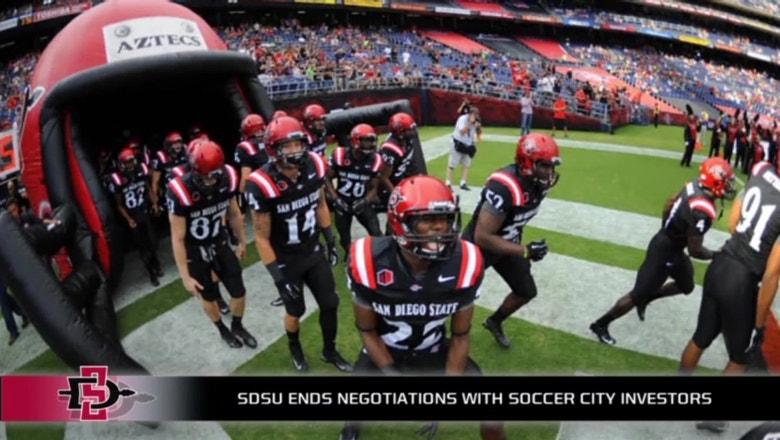 SDSU cuts off talks with FS Investors