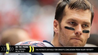 Should the NFL investigate further into Brady's concussion history?