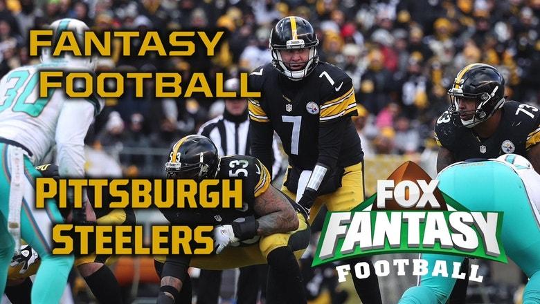 2017 Fantasy Football - Top 3 Pittsburgh Steelers