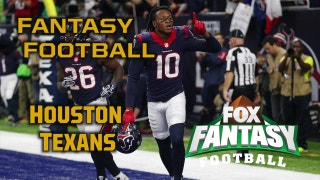 2017 Fantasy Football - Top 3 Houston Texans