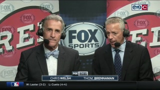 Brennaman: Reds have a lot of grit