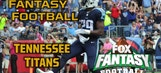 2017 Fantasy Football – Top 3 Tennessee Titans