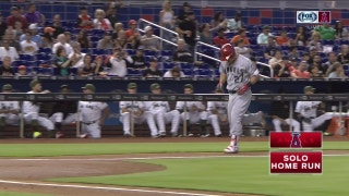 HIGHLIGHTS: Trout launches his MLB-best 16th home run