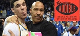 The Audible Podcast: If Lonzo Ball played football, which college program would he end up with?