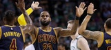 NBA players react to Cavs rout of Celtics