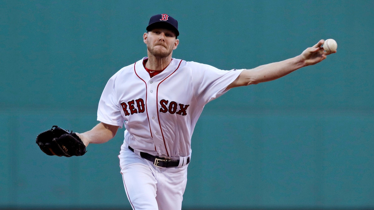 Every five days, we decide how much Chris Sale is worth