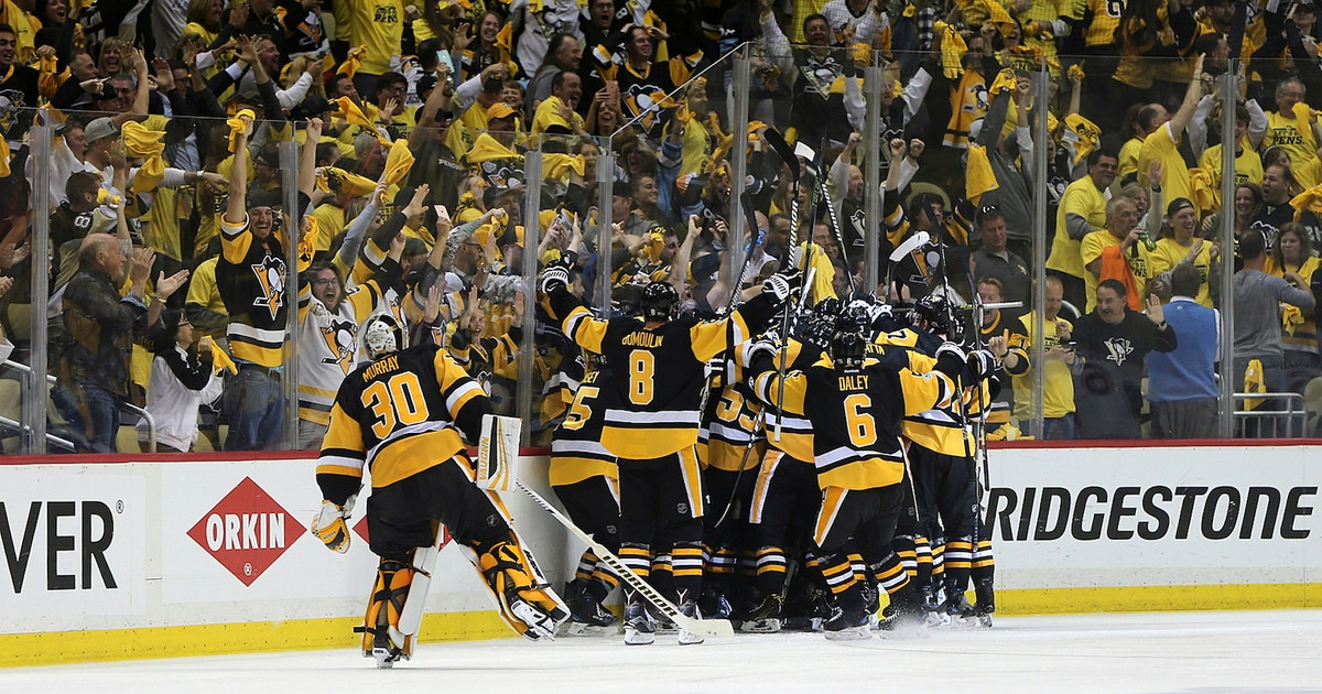 Penguins advance to Stanley Cup Final with thrilling double-OT victory in Game 7 | FOX Sports