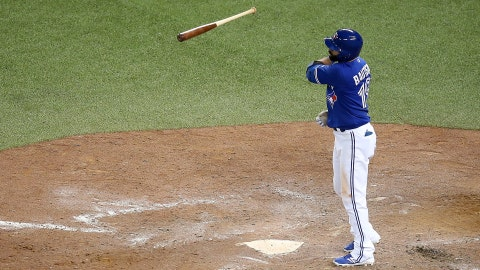 Toronto Blue Jays' Kevin Pillar suspended for anti-gay slur