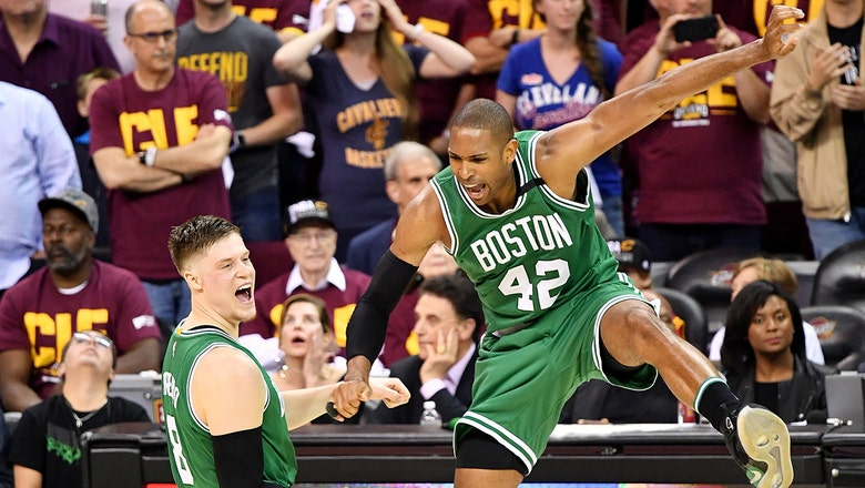 Bettor wins big on Celtics' Game 3 win over Cavaliers