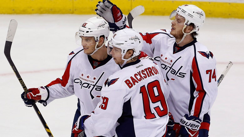 Capitals keep season alive with decisive Game 6 victory in Pittsburgh