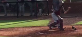 Teenager with one arm becomes star player for baseball team