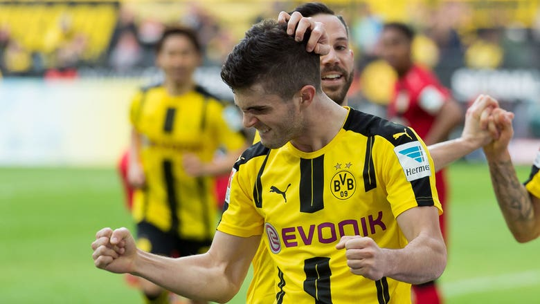 Christian Pulisic weathers storms, adds to success in first full Dortmund season
