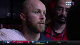 Cody Allen commends Reds bats after his first blown save