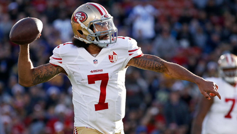 NYC Protest: Standing Up for Colin Kaepernick