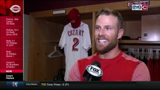If Zack Cozart makes NL All-Star team, Joey Votto will get him a donkey