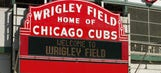 Cubs fan dies after falling over Wrigley Field railing
