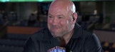 Dana White: Mayweather vs. McGregor would be a boxing match
