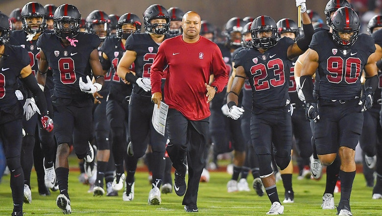 Stanford's David Shaw talks NFL draft, Cardinal's 2017 outlook, more