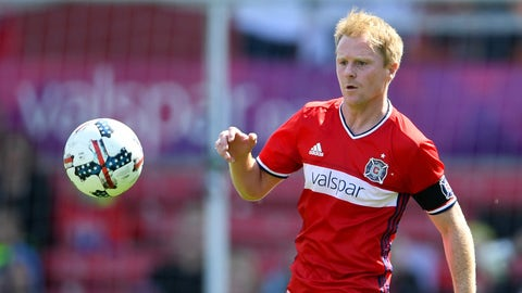 Chicago Fire: Dax McCarty
