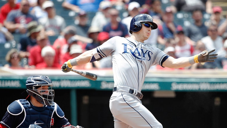 Corey Dickerson is baseball's hottest hitter