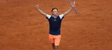 Dominic Thiem gives Rafael Nadal his first clay court loss of 2017