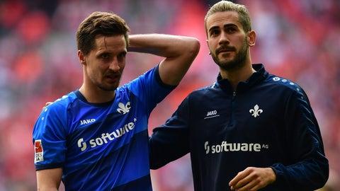 ↓ Relegated: Darmstadt 98
