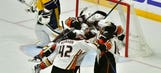 Ducks fend off Predators to take overtime win in Game 4 and even series