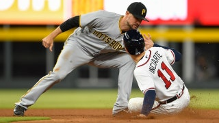 Braves LIVE To Go: Atlanta lets one slip away late and Pirates jump on the opportunity