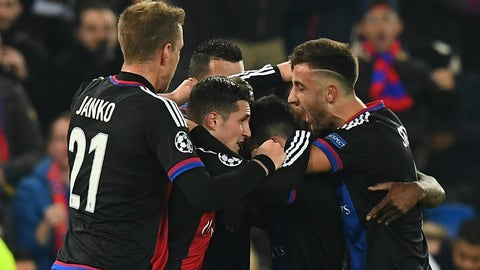 FC Basel — Switzerland